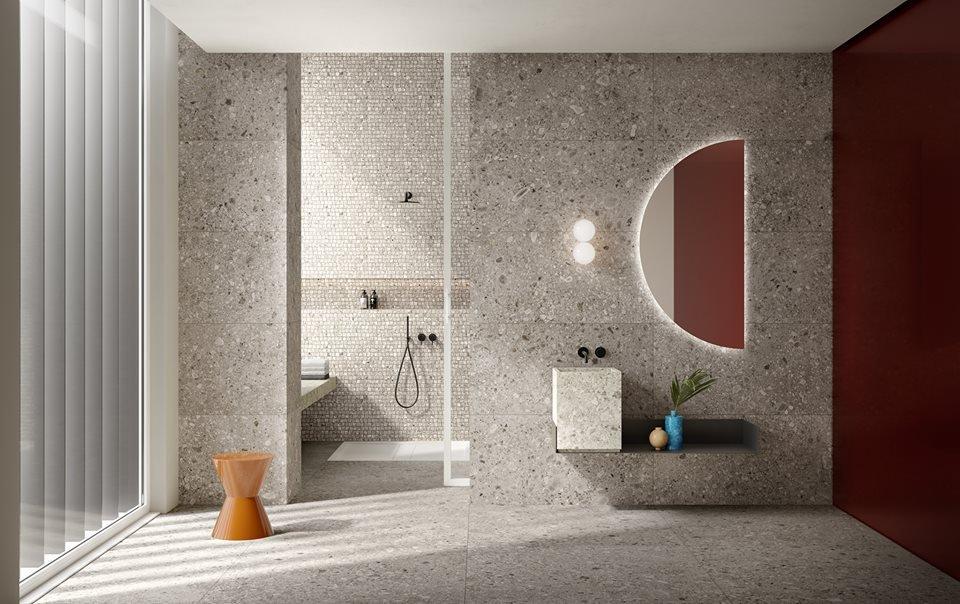 Gạch Ceramic ốp tường nhiều kích thước