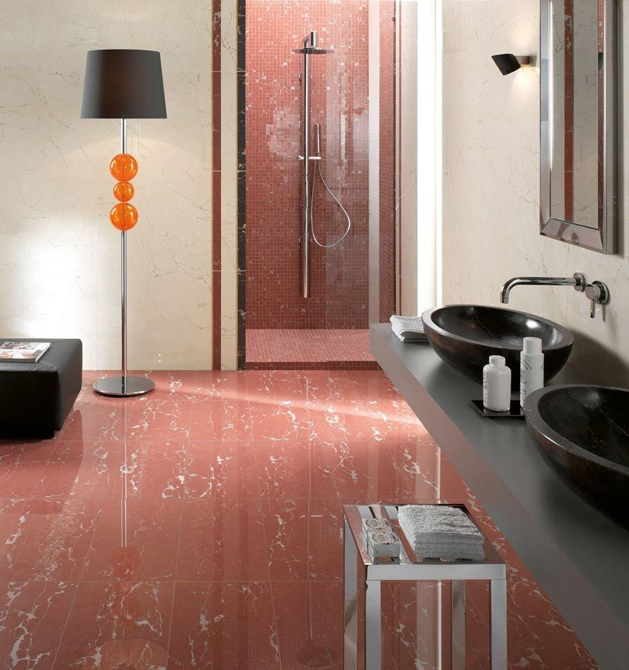 Gạch lát sàn nhà vệ sinh kháng khuẩn