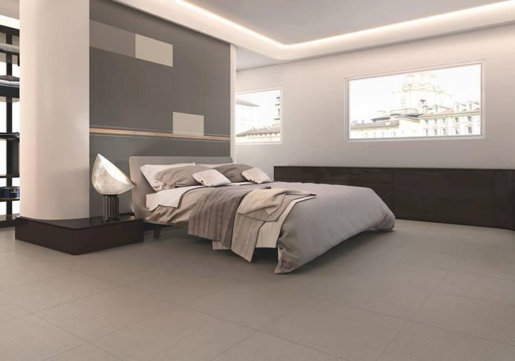 Gạch ốp tường 60x60 cm cho phòng ngủ