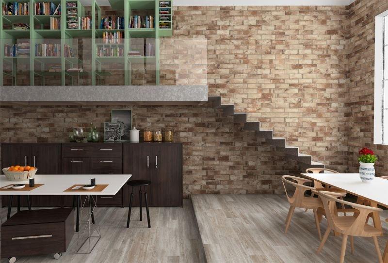 Gạch ốp tường phòng bếp cập nhật mới nhất
