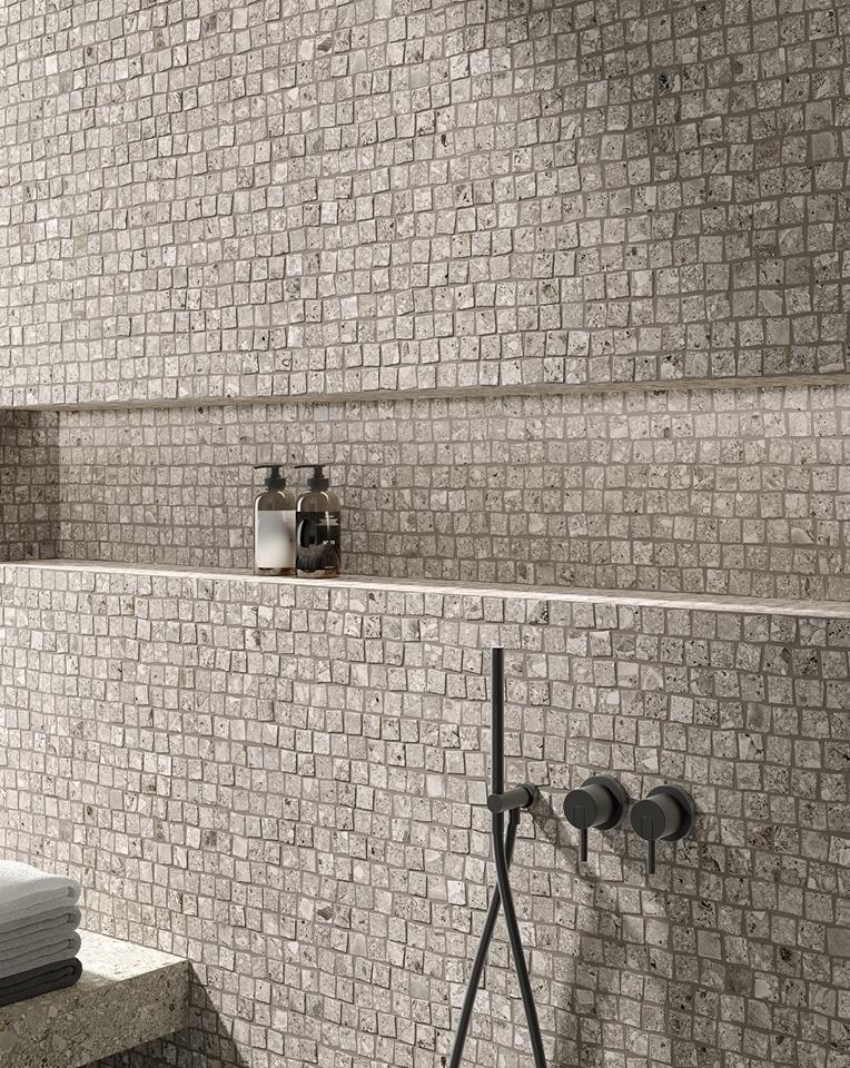 Gạch thẻ ốp tường tạo ấn tượng