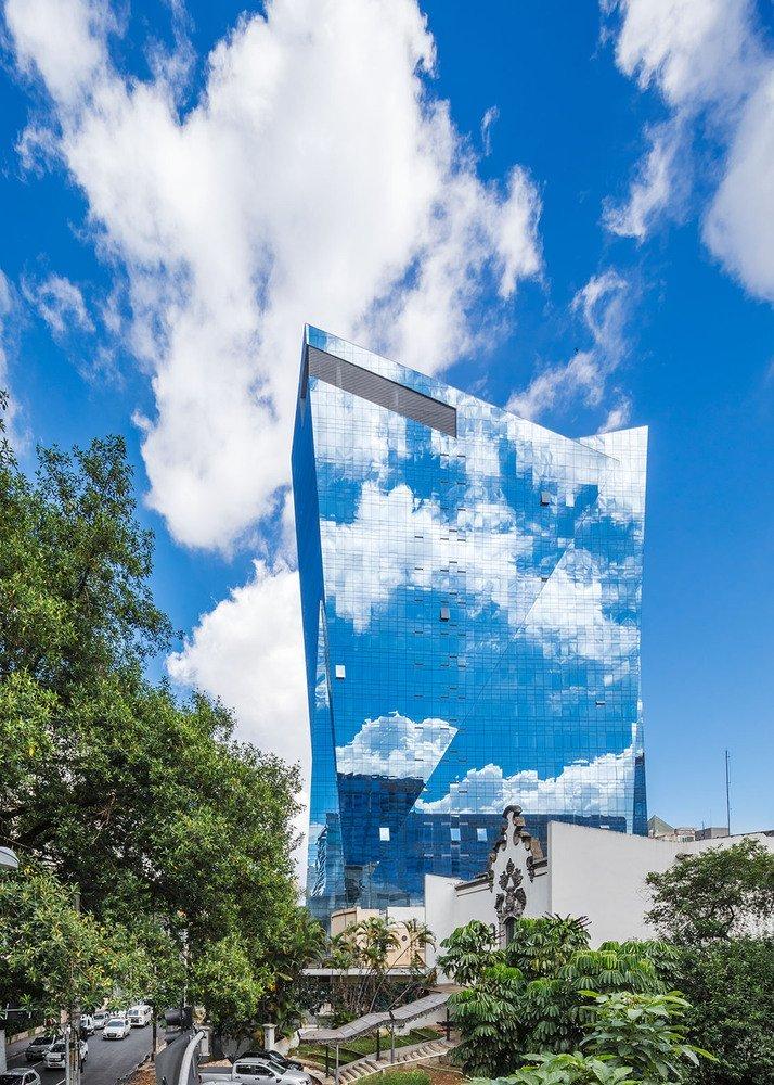 Dự án căn hộ đô thị cao cấp Vitra tại São Paulo của kiến trúc sư Daniel Libeskin