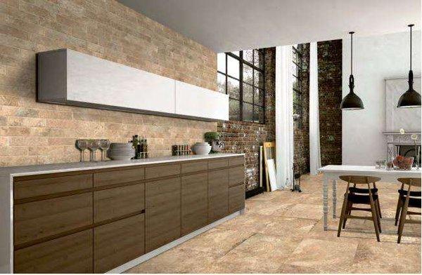 Appia không chỉ sử dụng trong phòng khách mà còn được sử dụng cho nhà bếp
