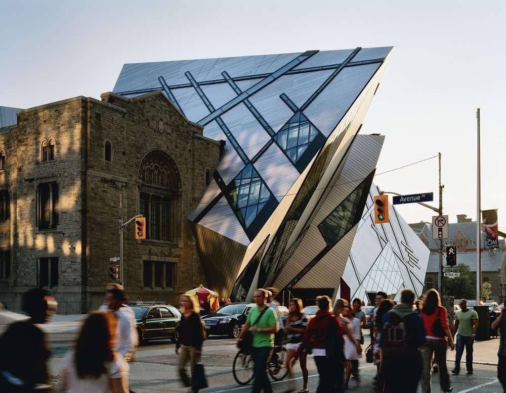 Kiến trúc gấp nếp độc đáo, hiện đại và thu hút