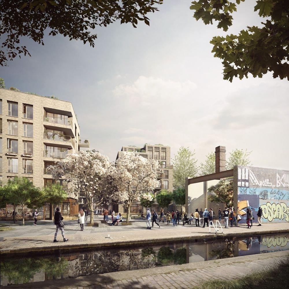 Kiến trúc hòa hợp với môi trường xung quanh