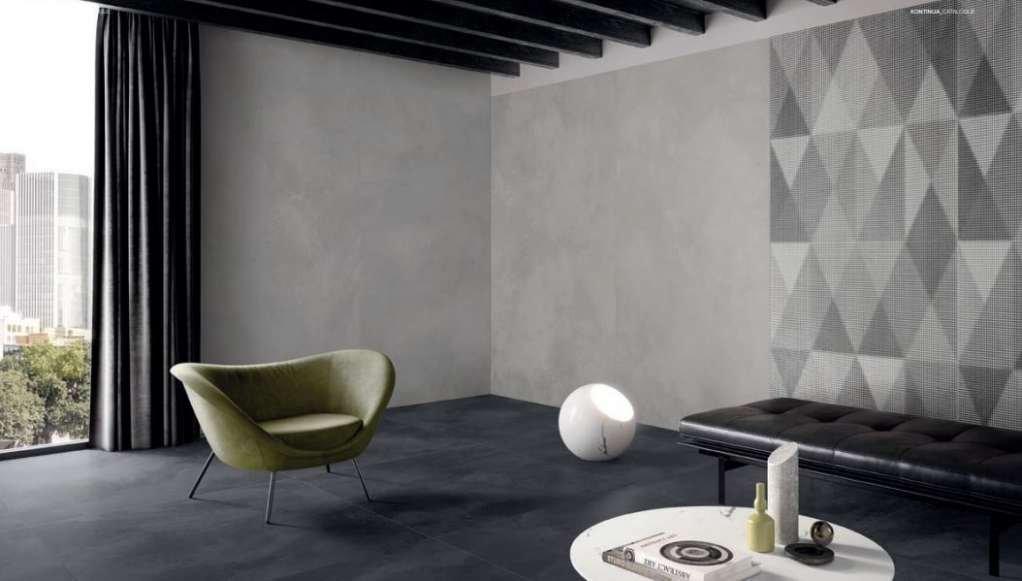 Kontinua tích hợp nhiều gạch trang trí cho không gian thêm sinh động