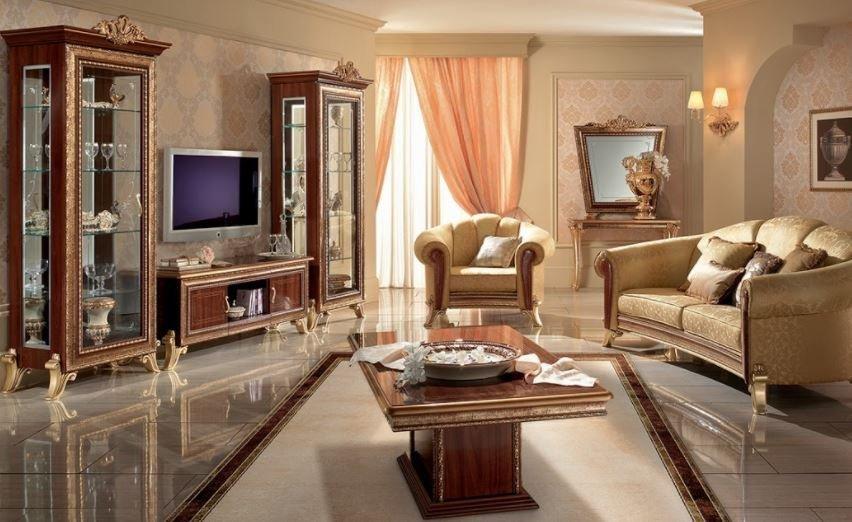 Màu sắc khi thiết kế nội thất cổ điển