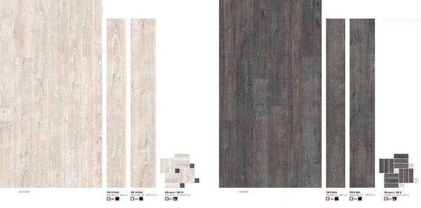 Màu sắc của gạch vân gỗ Botanico