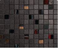 Mosaico Ferro Lappato