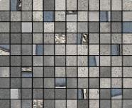 Mosaico Inox Lappato
