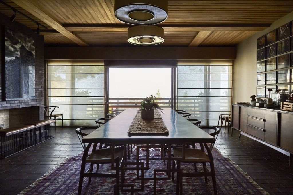 Phong cách thiết kế độc đáo của ngôi nhà