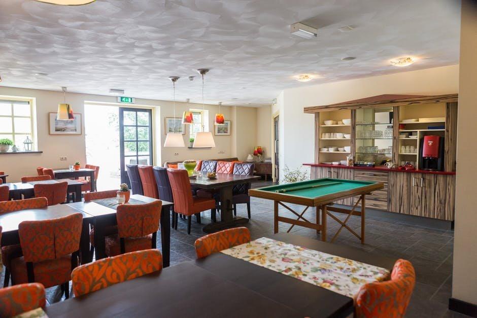Phong cách thiết kế nội thất nhà hàng Mỹ La Tinh