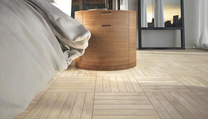 Bộ sưu tập Ulivo lấy cảm hứng từ gỗ