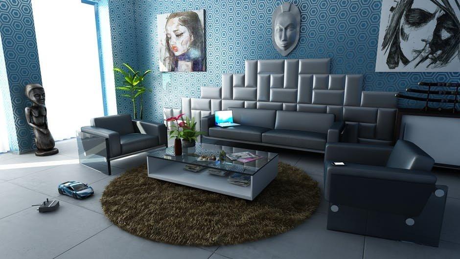 Sử dụng nội thất phòng khách nhỏ