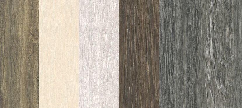 Tái hiên bề mặt vân gỗ thông qua 5 gam màu đặc trưng
