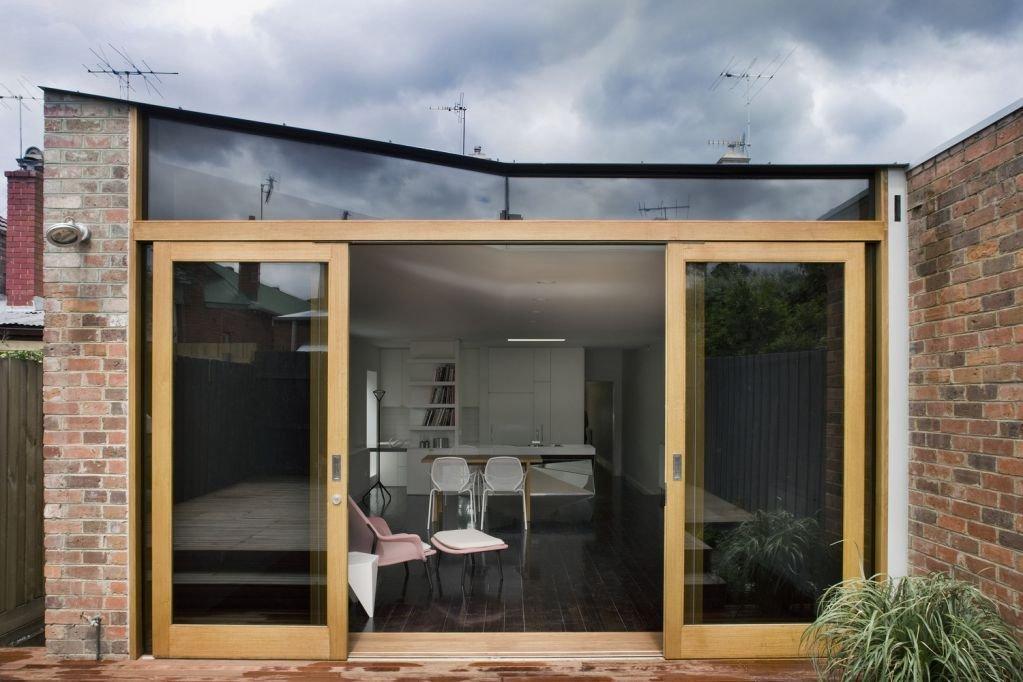 Thiết kế cửa kính với không gian độc đáo