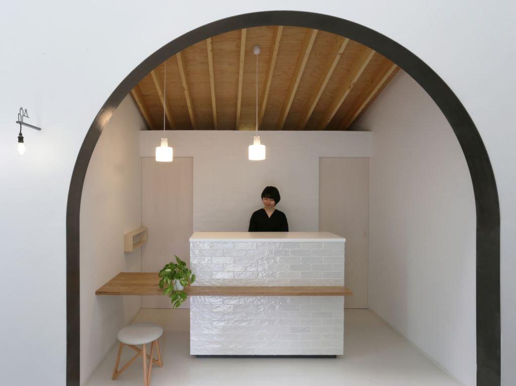 Thiết kế mái vòm có lớp phủ bằng kim loại
