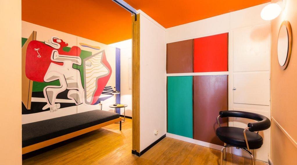 Thiết kế màu sắc bên trong dự án