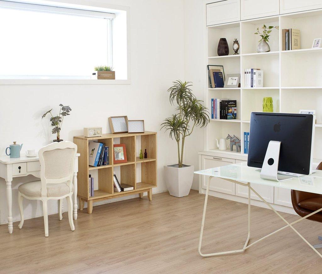 Thiết kế phòng làm việc nhỏ hiện đại