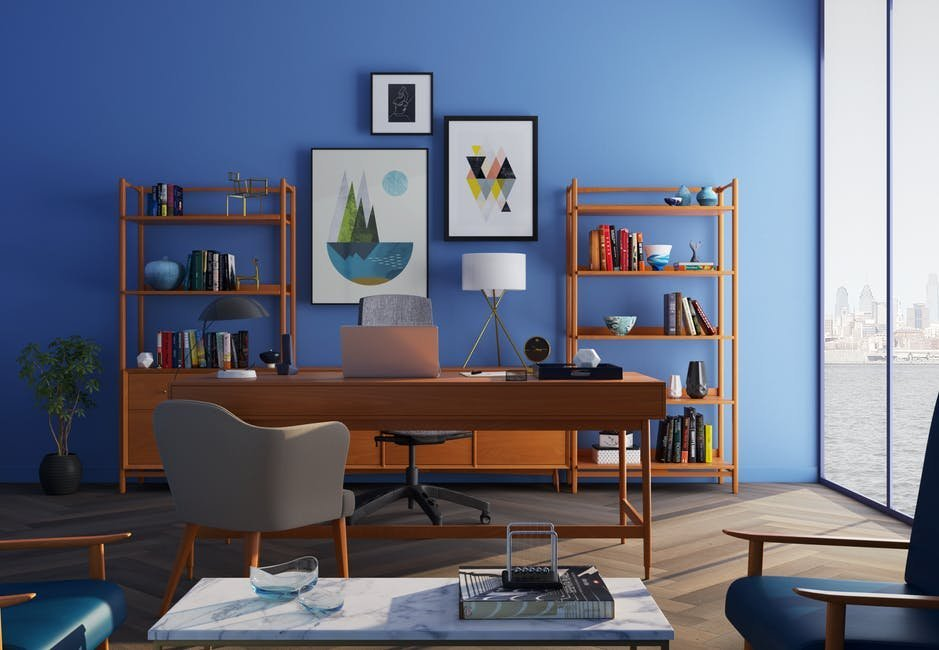 Thiết kế nội thất văn phòng hợp phong thủy