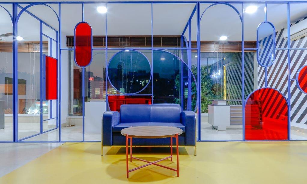 Dự án văn phòng Esquire của Studio Bipolar tại Ấn Độ
