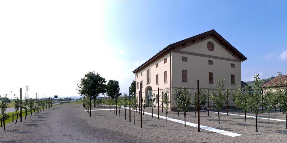 Tổng quan của ngôi nhà cổ hiện đại