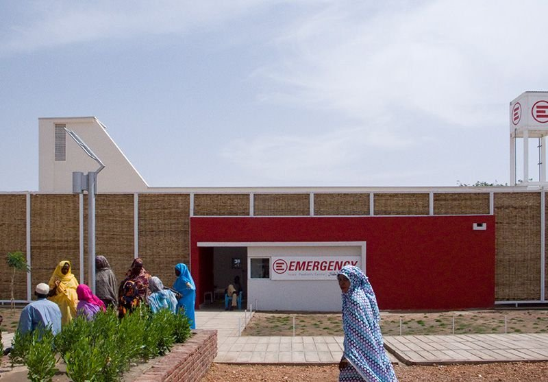 Dự án trung tâm nhi khoa Nyala
