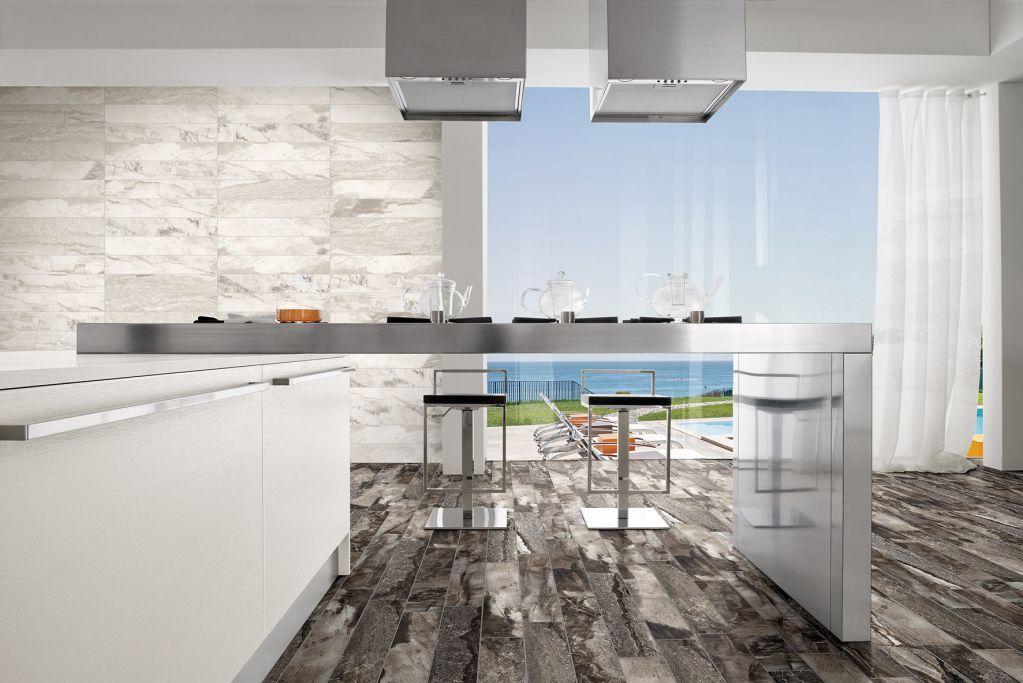 Chọn gạch ốp lát cao cấp cho phòng bếp